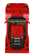 10248_Front_04 (The Brothers Brick) Tags: lego ferrari f40 10248