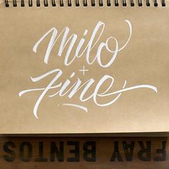 Milo + Fine.