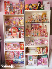 My Mahou Shoujo collection