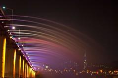 Rainbow Bridge III (Miquel Llagostera) Tags: contrast temple korea seoul vacaciones templo seul vactions
