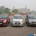 Chevrolet Beat vs Maruti Celerio vs Hyundai Grand i10