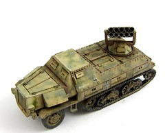 IMG_8163 (Troop of Shewe) Tags: 156 maultier 15cm warlordgames troopofshewe sdkfz41 panzerwerfer42