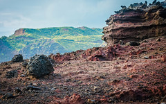 Nakalele Blowhole Landscape IV (Do the Twist!) Tags: ocean sunset clouds landscape hawaii lava rocks maui vegetation nakaleleblowhole