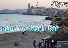 "Sitges-Balmins-Beach-Bar • <a style=""font-size:0.8em;"" href=""http://www.flickr.com/photos/90259526@N06/19723328196/"" target=""_blank"">View on Flickr</a>"