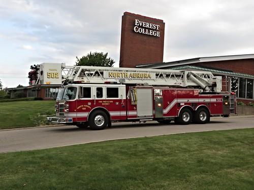 IL - North Aurora Fire Protection District