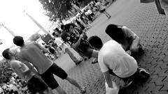 ONE BY ONE Gay Pride Day's Parade Alameda de Hercules 21-22h AMC 25 (24 hours of Seville Street Life) Tags: gay bw espaa byn feast sevilla andaluca spain fiesta streetphotography pride seville bn parade gaypride amc andalusia alameda cabalgata obo celebracin orgullogay orgullo onebyone alamedadehrcules dadelorgullo fotografacallejera