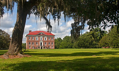 Drayton Hall Charleston South Carolina July 29th 2015 (Joe Geronimo) Tags: travel vacation usa army boat war ship fort south union north confederate charleston civil plantation carolina revolutionary