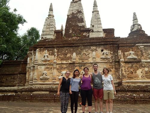 Wat Jet Yot - Chiang Mai