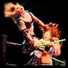 Christina Von Eerie vs. Mickie James #GFW #Vegas (Desautomatas) Tags: vegas james photo foto christina von eerie vs mickie gfw instagram desautomatas