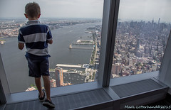 Unforgettable View (Lotterhand) Tags: new york city tower river freedom manhattan observatory hudson