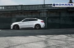 BMW X6M (8) (Rohana Wheels) Tags: auto cars car photography photo photoshoot outdoor wheels tire automotive vehicle rim luxury concave luxurycar rohana rohanawheels rohanawheelscom