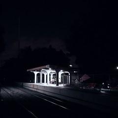 the stars looked good tonight (vaneza nicole) Tags: light sky 6 mobile train photography philippines manila iphone