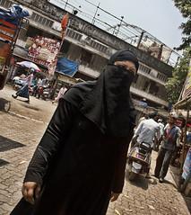 HL8A1602 (deepchi1) Tags: india muslim hijab bombay mumbai niqab