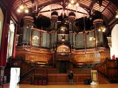 DSC04647 (marinetteromico) Tags: orgues musique bois charpente londonderry irlandedunord