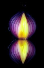 The onion Flame (photonsdanslaboite) Tags: d7000 nikon50mmf14 oignon onion vegetables legumes photonsdanslaboite