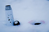 winter is coming (kayo_lenart) Tags: winter hot tea outdoor slovakia castle snow forest thermos cup