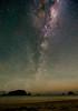 The Land, The Sea, and The Sky (Kiwi Tom) Tags: tomhall stars space sky night newzealand sea milkyway galaxy hahei