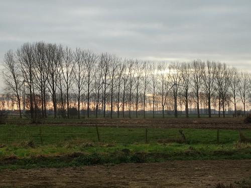 Wandeling Leopoldskanaal © Miek Hoornaert