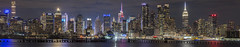 365-29 (• estatik •) Tags: 36529 365 29 january292017 jan sun sunday 12917 nyc new york city manhattan panorama night longexposure hoboken north skyline big apple empirestatebuilding interpid museum tsq esb times square building hq west mid midtown town hudson river county reflection
