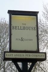 Bellhouse, Eastwood (piktaker) Tags: essex eastwood leigh leighonsea pub inn bar tavern innsign pubsign publichouse bellhouse eastangliapubcompany