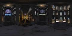sl360@Notre-Dame, Paris1900 (ErikoLeo) Tags: 360° panorama landscape flickrlovers firestorm secondlife