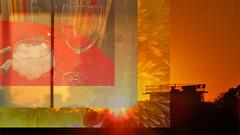 Happy Birthday to my Friend, Kacey Jurgens (soniaadammurray - Off) Tags: digitalphotography manipulated experimental collage abstract happybirthday kaceyjurgens celebration