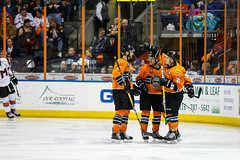 "Missouri Mavericks vs. Quad City Mallards, December 31, 2016, Silverstein Eye Centers Arena, Independence, Missouri.  Photo: John Howe / Howe Creative Photography • <a style=""font-size:0.8em;"" href=""http://www.flickr.com/photos/134016632@N02/31972630021/"" target=""_blank"">View on Flickr</a>"