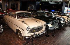 Ford Consul at Beaulieu (JDurston2009) Tags: beaulieu fordconsul nationalmotormuseum vanguard hampshire motormuseum museum