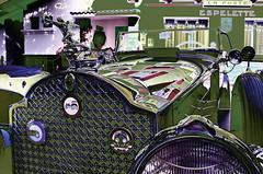 Chrysledelic (Jean-Luc Léopoldi) Tags: paysbasque veterancars voituresanciennes chrome shining reflets capot