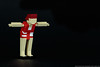 18. 1973 - Ziggy Stardust Tour (Woodland Creatures Leotard) (Brickwright) Tags: bowie lego miniland minilanders david ziggy stardust