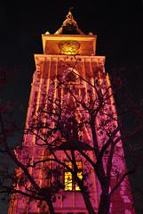 Clock tower (Roy Lathwell) Tags: nikon d90 cracow krakow poland polska eu clock tower museum