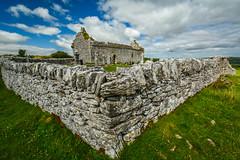 Ireland - Curch of Carran (viaggiatore16) Tags: ireland irland countyclare ie travel travelphotography travelphoto nikon church clare