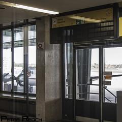 Last Departure - Tempelhof Airport (Peter Reoch Photography) Tags: tempelhof airport berlin city germany german urban october 2016 douglas dc4 c54 aircraft passenger cold war urbex exploration abandoned empty ghost