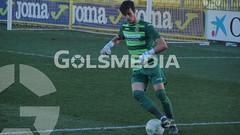 Villarreal CF C 2-1 Elche Ilicitano (28/01/2017), Jorge Sastriques