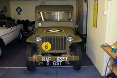 """Willys Jeep 1943 1 • <a style=""""font-size:0.8em;"""" href=""""http://www.flickr.com/photos/81723459@N04/32602304311/"""" target=""""_blank"""">View on Flickr</a>"""