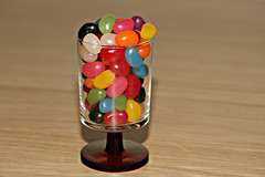 2017 Jelly Beans #3 (dominotic) Tags: jellybeans food lolly sweets candy 2017 sydney australia confectionery