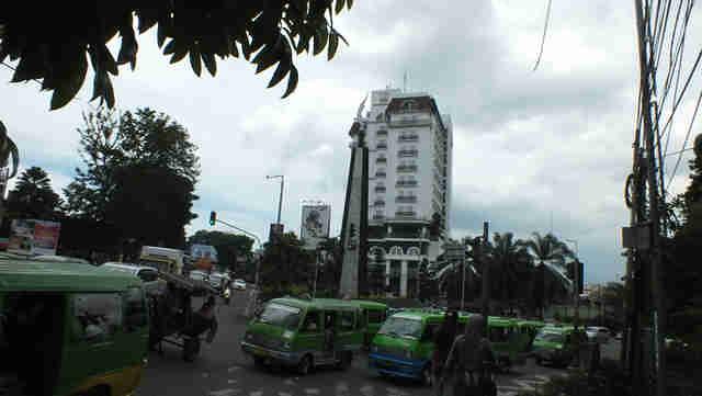 Kujang Monument