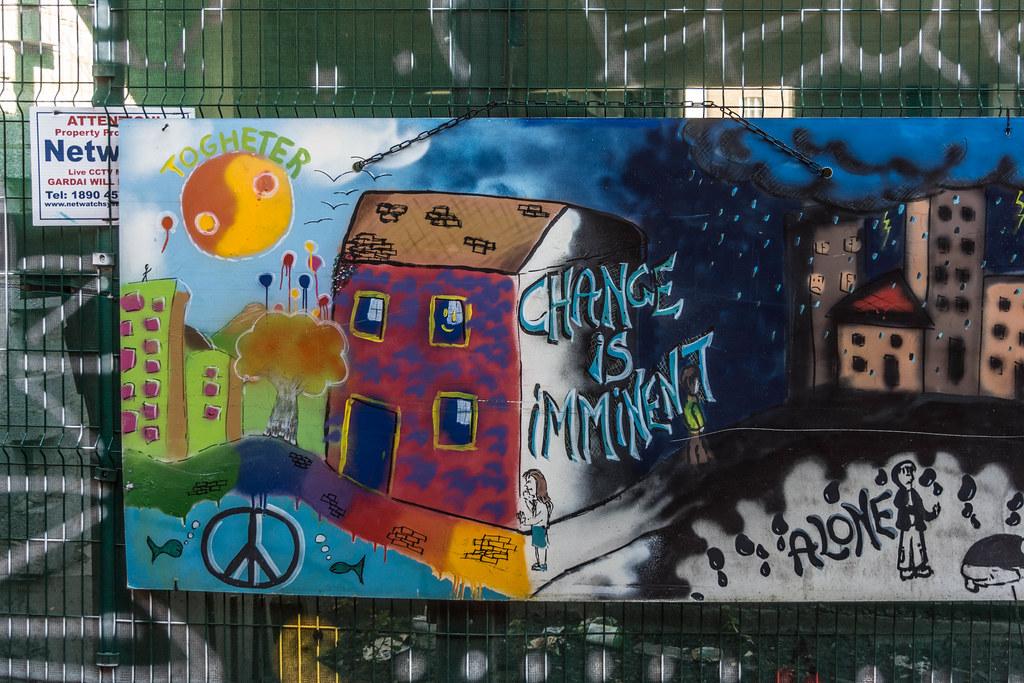 STREET ART [LIMERICK] REF-105096