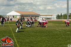 LMFA '14-15 - Capitals 12 Jabatos 28