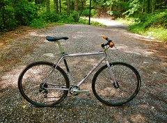 R&D (guidedbybicycle) Tags: road mountain max ride adventure trail appalachian patch appalachia gravel