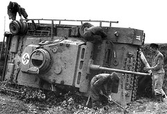 """Panzer iii on it's side • <a style=""""font-size:0.8em;"""" href=""""http://www.flickr.com/photos/81723459@N04/18676414424/"""" target=""""_blank"""">View on Flickr</a>"""