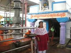 Mallikarjuna-Temple-(Talakad)-57 (umakant Mishra) Tags: karnataka shivatemple talkad hilltemple karnatakatourism kaveririver mallikarjunatemple umakantmishra bhramarambha mudukothore