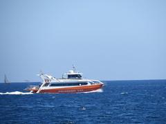 Aquarama Cat (Jean Bloor) Tags: catamaran cala majorca millor