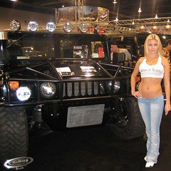 "Predator at SEMA Show in Las Vegas 2006. Good times! #hummer #sema • <a style=""font-size:0.8em;"" href=""http://www.flickr.com/photos/51336812@N07/18989354909/"" target=""_blank"">View on Flickr</a>"