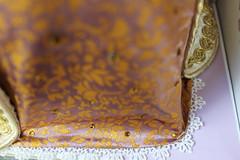 Wedding Rapunzel- Dress Details, Skirt (rtkes) Tags: doll disney rapunzel limitededition tangled limitededitiondoll disneylimitededitiondoll weddingrapunzel disneylimitededitionrapunzel