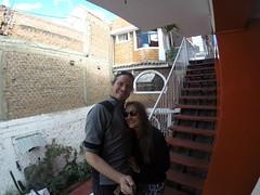 Photo de 14h - A l'auberge (Huaraz, Pérou) - 19.06.2014