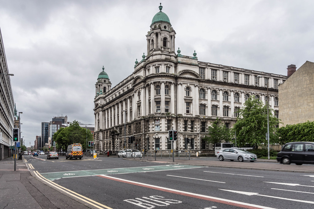 BELFAST CITY MAY 2015 [RANDOM IMAGES] REF-106380