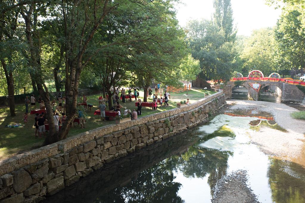 Fête du pont a Flassan