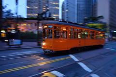 _DSC5198_01 (jimmiesp) Tags: sanfrancisco street orange marketstreet streetcar scenes