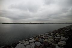 TOKYO BAY AREA (Jussi Salmiakkinen (JUNJI SUDA)) Tags: park city japan clouds tokyo seaside airport cityscape cloudy bayarea    tokyobay haneda ota   keihinjima